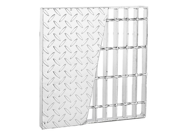 Compound Steel Bar Grating